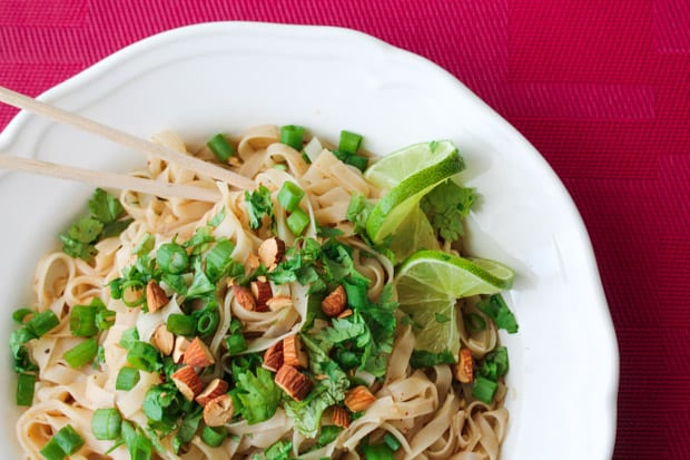Vegan Pad Thai-6