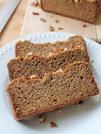 Detox Banana Bread