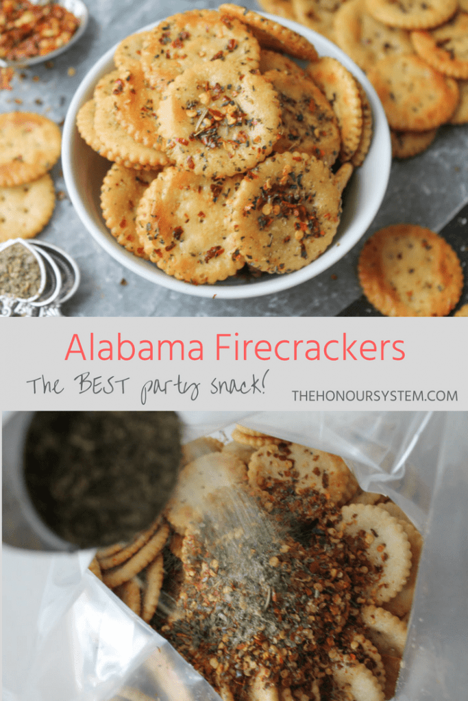 Pinterest graphic of Alabama Firecrackers